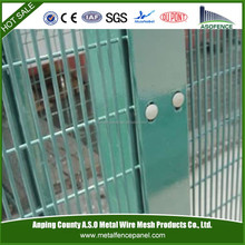 ISO9001 hot dipped galvanized types of security fences