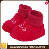 Factory sale widely used 0-18months baby shoes