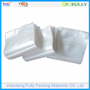 bags packing materials polyolefin shrink film pof shrink film