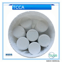 Water Treatment Chemicals Chlorine TCCA 90
