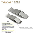 [TANJA] A28 Concealed toggle latch /steel concealed mounting style draw latch with keeper
