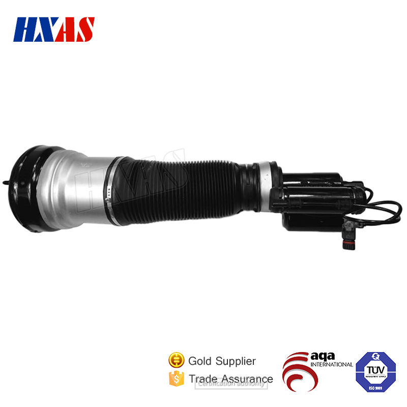 Brand new Mercedes W220 four airmatic suspension front left shock absorbers for S-class 2203202138