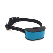 2017 Amazon Top Electronic Pet Dog Vibrate Beeper Stop Barking Collar Rechargeable Dog Training Collar