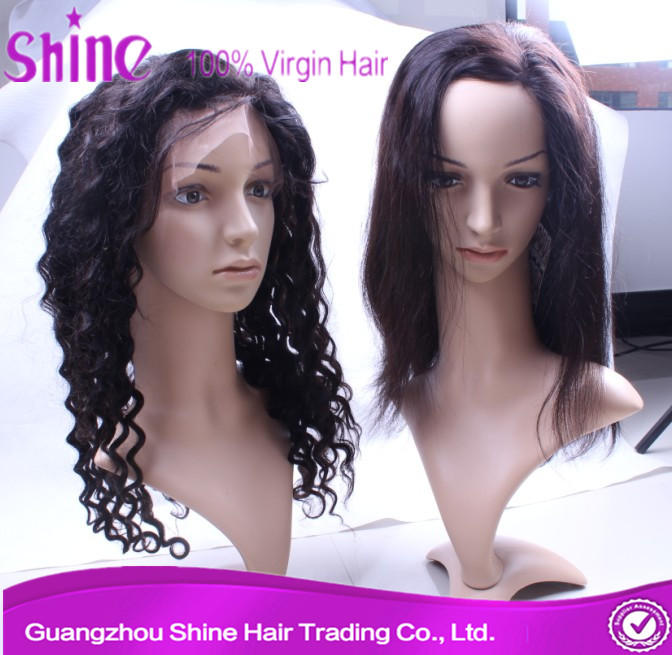 Best quality factory wholesale lace wig vendors