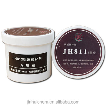Wear and corrosion resistance Aluminum repair adhesive 813