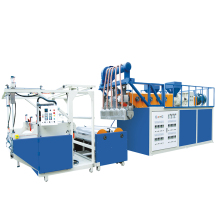 Low price of pe cast stretch film extrusion line