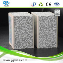 prefabricated mobile home soundproof interior wall panel