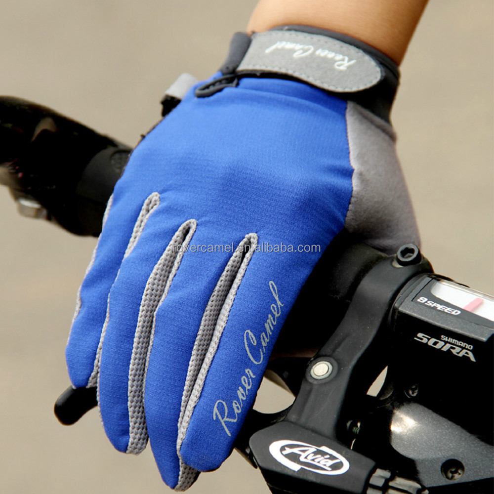 Rover Camel Outdoor Camping Sports Gloves Cycling Gloves Waterproof Men Women Racing Gloves