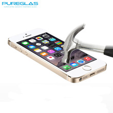 Pureglas factory wholesale 9h milo for iphone5c screen protector