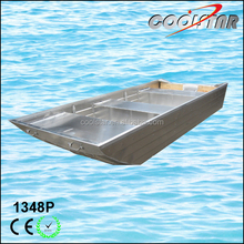 13ft 3.96m length cheap aluminum fishing boat for sale