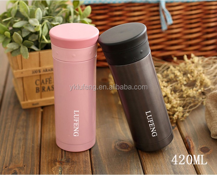 420ml High Grade Stainless Steel Vacuum Flask