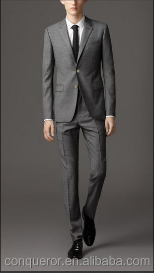 New Arrival Custom French Men's Coat Pant Designs Wedding slim fit Suit