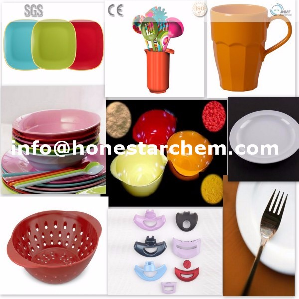 Melamine Table wares Melamine Moulding Powder