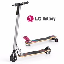 light weight electric kick scooter, high quality electric kick scooter