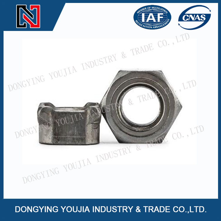 DIN928B Stainless Steel Square weld nuts