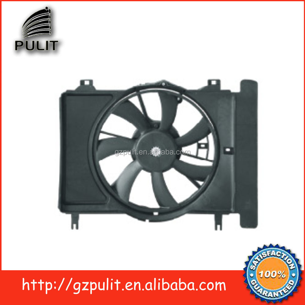 radiator cooling fan and electric cooling fan car radiator fan for 2008-2013 Toyota Vios 16361-0M020 16711-0T030 16363-0T040