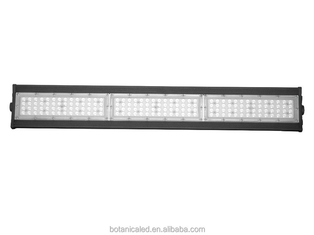 Botanica 150w led industrial linear high bay lighting