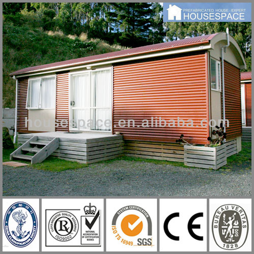 Factory-built mobile home as shop/hotel/apartment/workshop/office/villa/domitory