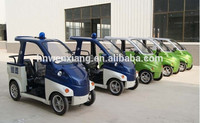 Mini smart EEC approval electric patrol car