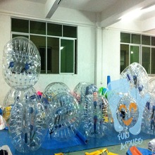 bumperz bubble football equipment for adult