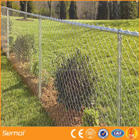 Galvanized Chain Link Fence / Lowes Chain Link Fences Prices / Used Chain Link Fence for Sale(ISO9001;Manufacturer)