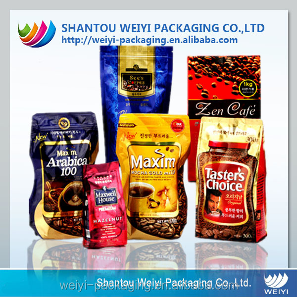 food packaging materials recycled plastic bag from made in china