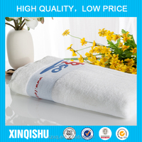 2015 In stock : Xinqi Brand cotton Bath Towels Y3003 with Tiger Stripe
