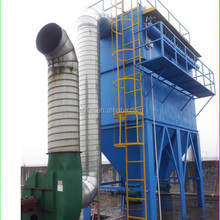 Industrial Baghouse Pulse Jet Dust Extractor