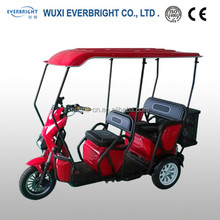 EVERBRIGHT BEST SALE Electric Tricycle China Autos Electricos Electric Cargo Van For Sale