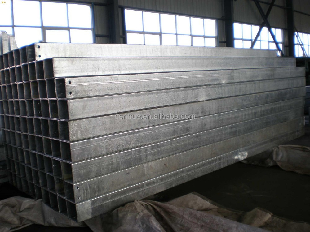 galvanized hollow steel square tube steel price, steel square tube material specifications