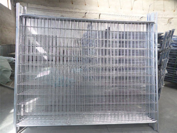 Haotian factory temporary weld mesh panels/heavy duty temporary fencing
