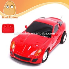 1:24 model RC car with light, rc toys, rc car