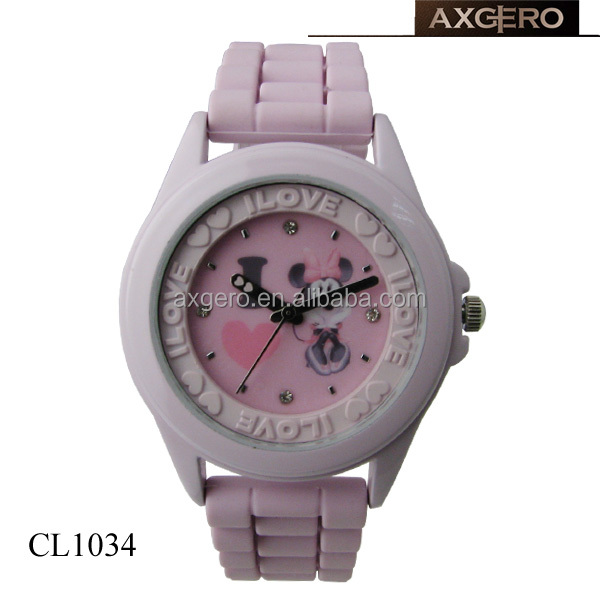 Cute Hello Kitty Wholesale Watch For Girls