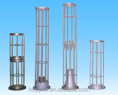 Filtration bag cage filter industrial dust collector fan
