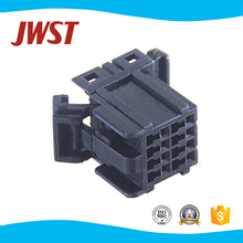 High quality 8 Pin female automotive black plastic wiring harness electrical housing connector 174044-2