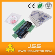 usb cnc breakout board mach3 stepper motor driver board