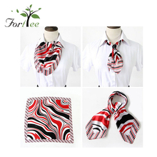 Wholesale girl lady cheap fashion high quality custom printed satin scarf