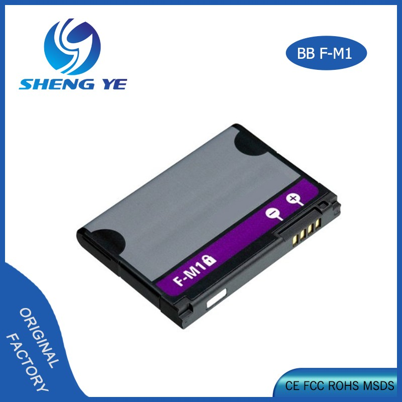 aaa+ quality Mobile Battery For BlackBerry Pearl 3G 9100 / F-M1 1150mAh 4.3Wh Li-Ion 3.7V