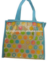 cheap customized plain transparent waterproof mini jelly tote bag