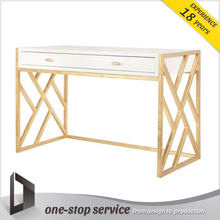hotel/office reception front desk store counter table display for high quality shopfitting