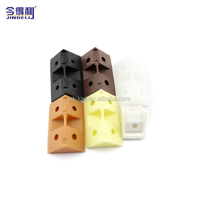 high quality plastic connecting furniture connecting hardware