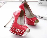 hidden high heel shoes for men high heel steel toe shoes Plastic american girl doll high heel shoes made in China