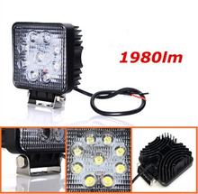LED headlight for toyota land cruiser/led tractor worklight/ led light truck