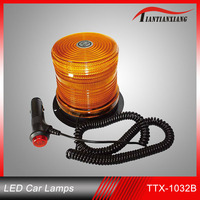 2016 hot selling Guangzhou factory auto parts car led amber strobe light with flash funtion light TTX-1032
