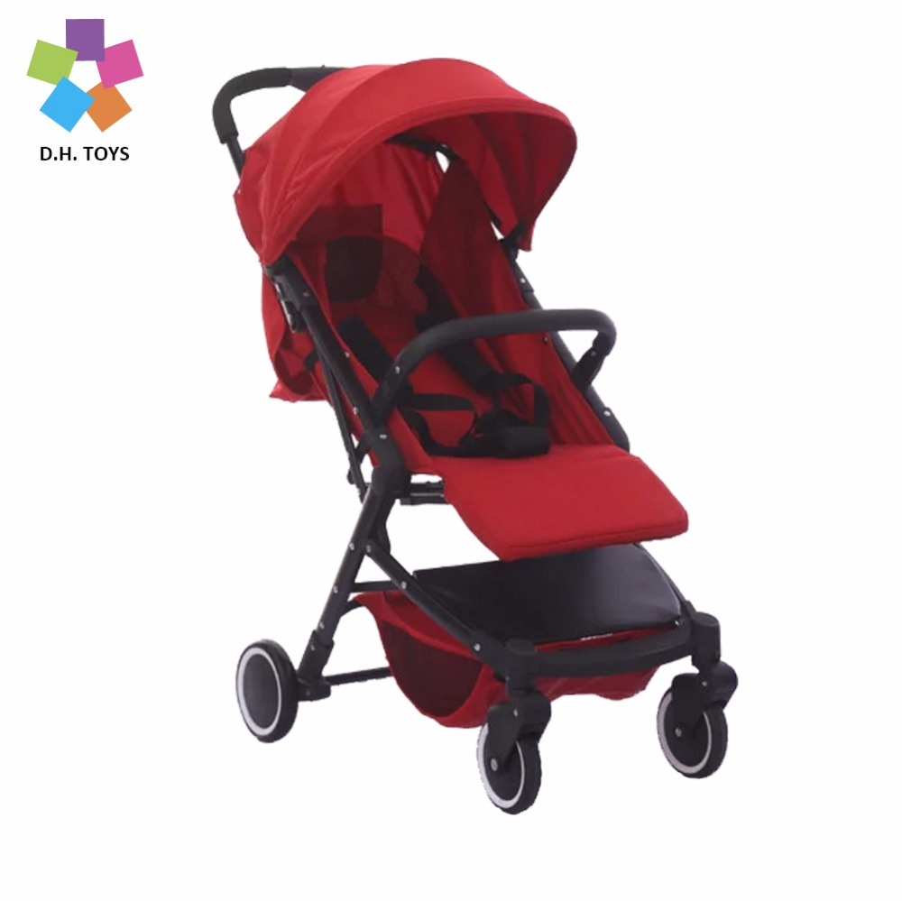 2017 Russian hot sale models baby stroller in low price folding baby pram