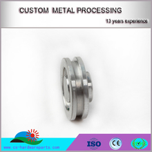 High demand custom made its-186 aluminum CNC turning motorcyle parts