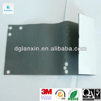 Small Adhesive round rubber pad