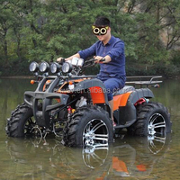 150cc manual 4 wheel quad bike street legal atv for sale