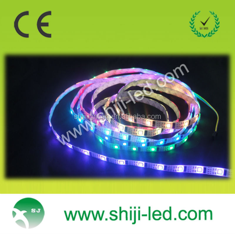 w2811 addressable rgb led strip ws2811 rgb led ws2812 smart led ribbon pixelprogrammable rgb led strip