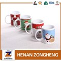 Wholesale Stoneware Ceramic Coffee Mug for Christmas Day